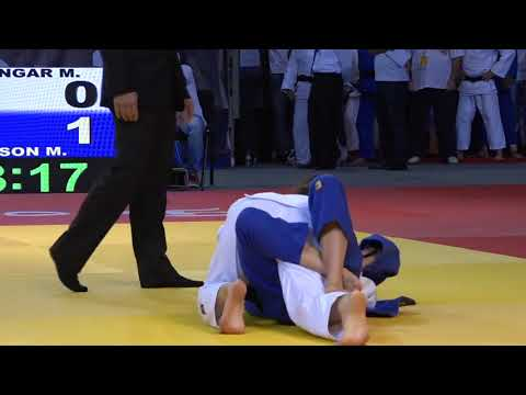 Women Judo 2015 w-48 SLO vs CAN no way to go