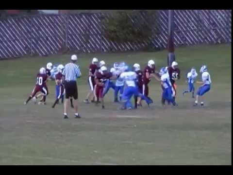 Williamson Middle School Football Video 6