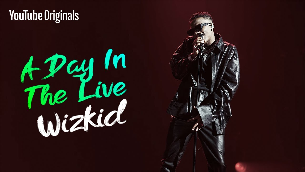 Wizkid - Mighty Wine (Live)   A Day in the Live