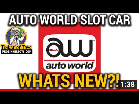 Autoworld Thunderjet Ultra-G Electric Slot Cars