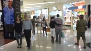 Reencenação FEB WWII Shopping Boulevard BH - Galos de Briga Airsot Real Action Team