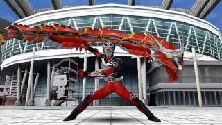 Kamen Rider Dragon Knight - All Character Supers thumbnail