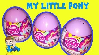 Surprise Egg Mystery 13 My Little Pony Collectibles - Jennifer Mulkerrin