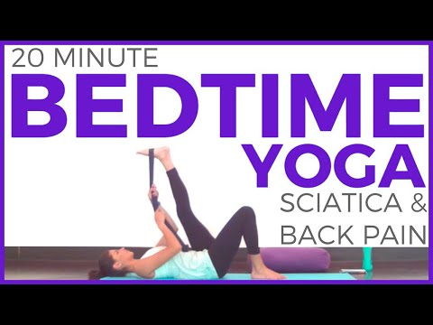 Gentle Yoga for Sciatica