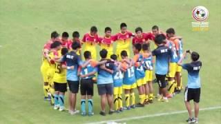 Thailand Youth League Highlight : สมาคมกีฬาแห่งจังหวัดกรุงเทพมหานคร 3-1 มหาวิทยาลัยเกษมบัณฑิต