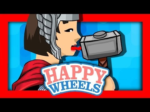 Best of Happy Wheels - THOR'S GIRLFRIEND