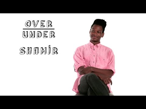 Shamir Rates Mandy Moore, Keanu Reeves, and Devil Worship | Over/Under