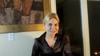 Интервью с успешным иммигрантом в Канаду - моя жена Анастасия Ионеси. Часть 1.