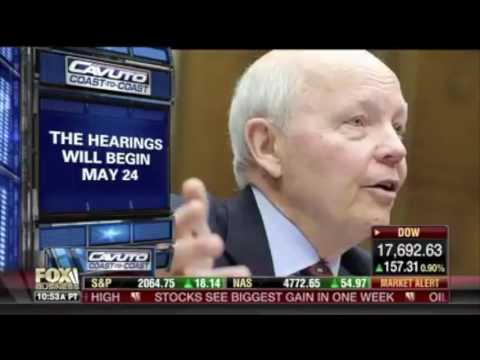Issa Discusses Upcoming IRS Misconduct Hearings with Neil Cavuto