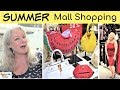 Summer Mall Shopping, Casual Outfits, Summer Dresses, Fashion & Style, Mature Women, Awesome over 50