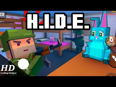 H.I.D.E. Android Gameplay [1080p/60fps]