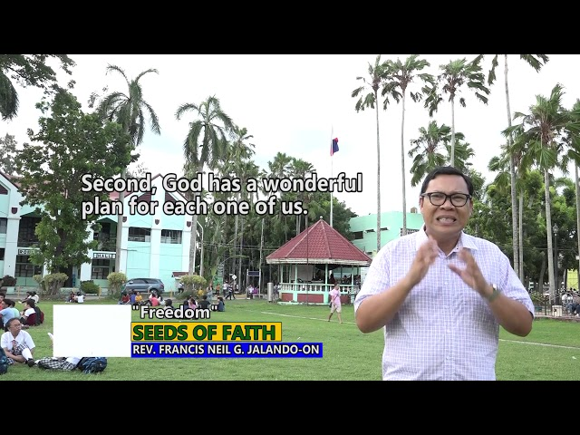 SEEDS OF FAITH  EPI 79