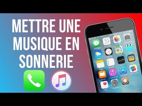 Mettre une musique en sonnerie sur votre iPhone [TUTORIEL]