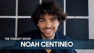 Noah Centineo Forgot How Lana Condor and He First Met