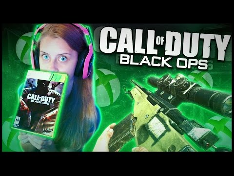 """Black Ops Sniping On Xbox One!"" Black Ops 1 First Game On Xbox One"