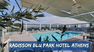 Dove Dormire ad Atene -  Radisson Blu Park Hotel Athens