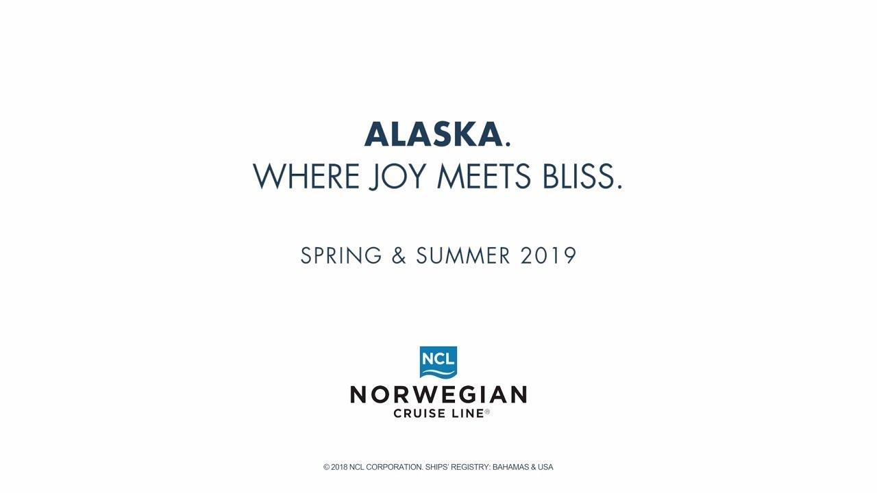 Alaska: Where Joy Meets Bliss (Video) | NCL Travel Blog