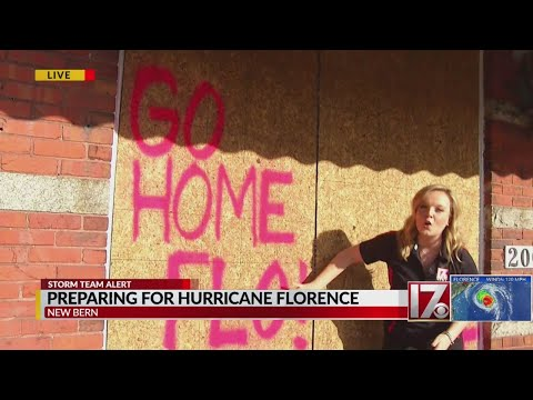 New Bern businesses fearful of Florence