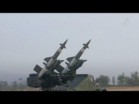 КНДР разрабатывает твердотопливный ракетный двигатель (новости)