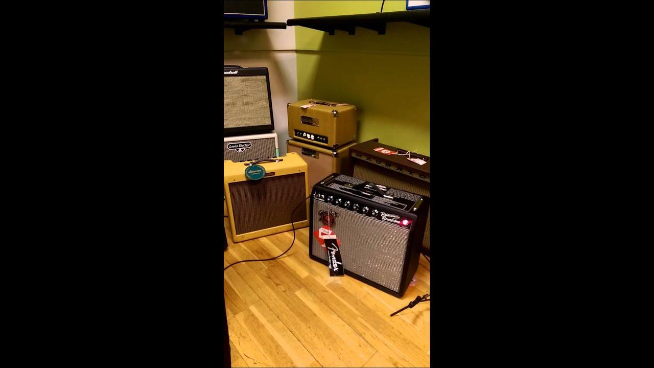 Carr Skylark - Fender PRRI - NOS Tweed Blues Jr III