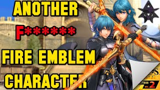 ANOTHER F****** FIRE EMBLEM CHARACTER - Super Smash Bros. Ultimate