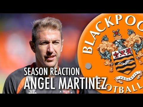 Angel Martinez - Blackpool Is Part Of My Life