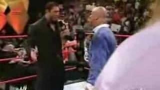 Kurt Angle Drafted To RAW 2/2