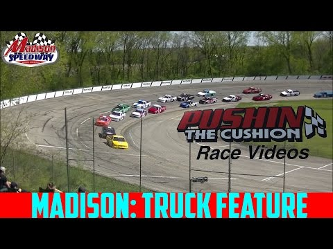 5/7/2017 Madison International Speedway: Truck Feature