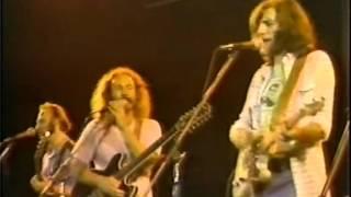 Crosby, Stills, Nash and Young Pre Road Downs at Wembley 1974