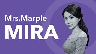 Mrs. Marple | Mira: «Я против интернет-проституции»