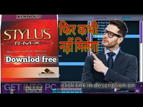 Downlowd Stylus RMX FREE FREE Click Link In Description