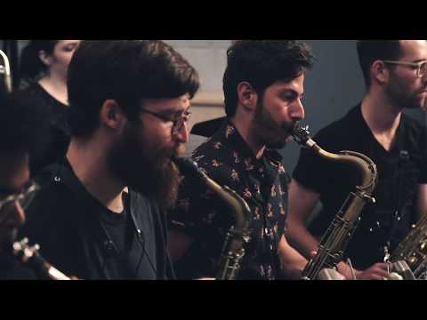 The Seth Weaver Big Band- On A Clear Day