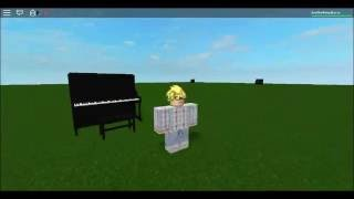 Stay with me Roblox Piano