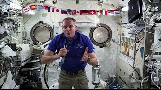 Compass - Questions and answers with David Saint-Jacques live from space