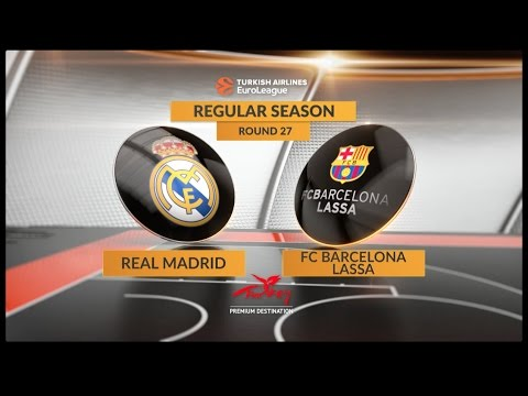 Highlights: Real Madrid-FC Barcelona Lassa