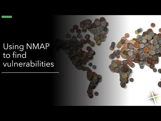 Using NMAP to find vulnerabilities