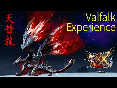 Monster Hunter XX: The Valfalk Experience