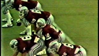 San Jose State vs. Washington State University w/audio, 1986