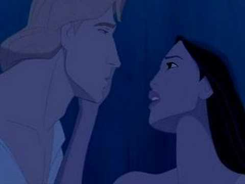"Pocahontas - ""If I Never Knew You"""