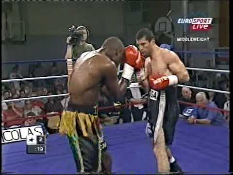 Boxing Fights Armenian World Champion Arsen Khachatryan 2