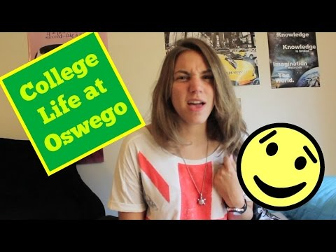College Life at Oswego // Alyssa Levenberg