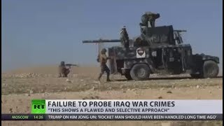 'Selective approach': UNSC failed to investigate war crimes in Iraq – HRW
