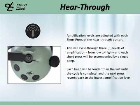H9140 HT Headset, Instructional Video