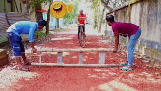 You Must Be Laugh | New Funny Comedy Video | Famous Emon
