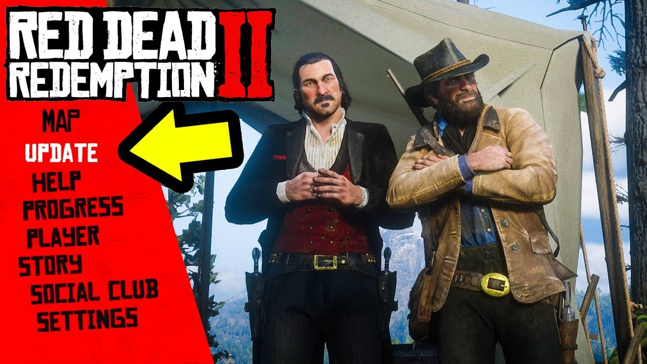NEW Red Dead Redemption 2 Story DLC! What Does the Future Hold? RDR2  Zombies, Arthur Morgan & More!