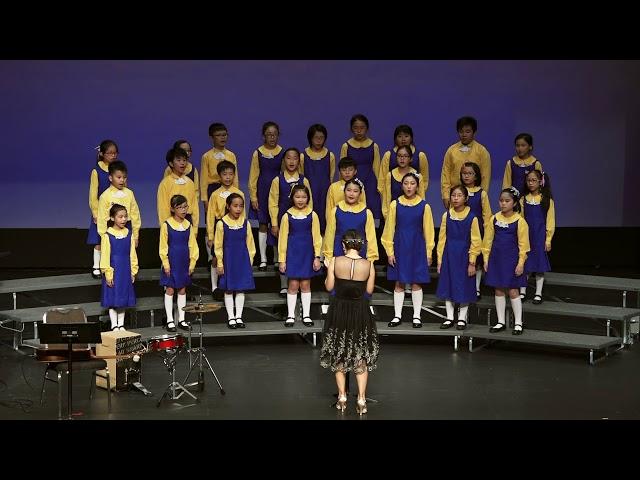 合唱  中班團員 《Bella's Final》 (南區少年兒童合唱團)
