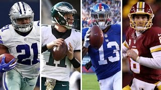 Who Will Win The NFC East In 2017?