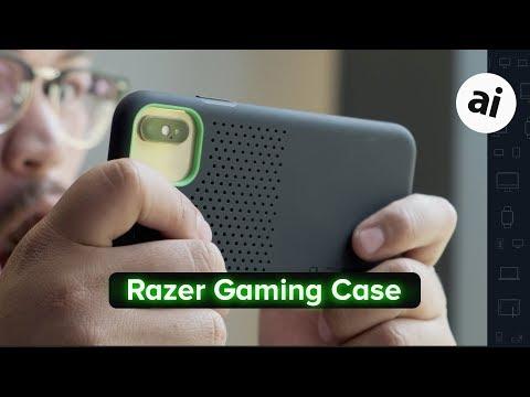 Razer Arctech Gaming Case iPhone 11 11 Pro