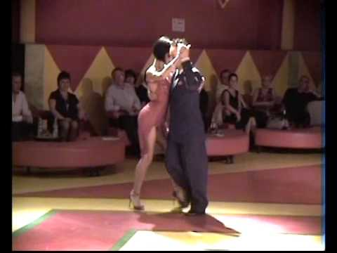 "Marco Palladino y Gisele Avanzi - Tango - ""Bahia Blanca"" Carlos Di Sarli"