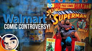 Death of Lois Lane Is Too Much For Walmart? - Comics Experiment